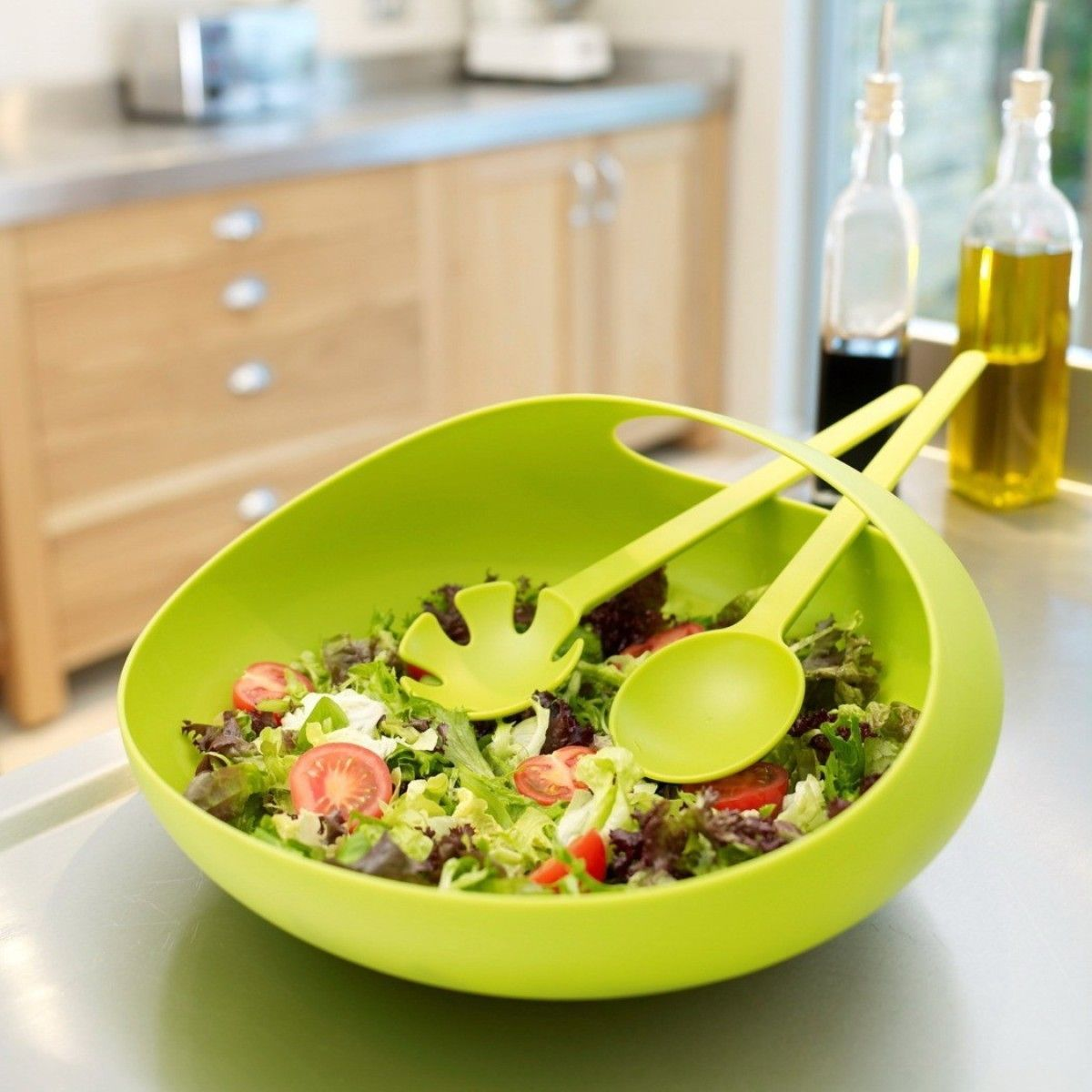 lettuce salad bowl - HD 1200×1200